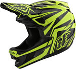 Troy Lee Designs D4 Slash MIPS Carbon Capacete downhill