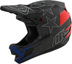 Troy Lee Designs D4 Freedom 2.0 MIPS Carbon Capacete downhill