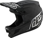 Troy Lee Designs D4 Stealth MIPS Carbon Capacete downhill