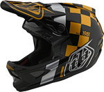 Troy Lee Designs D3 Raceshop Capacete de descida
