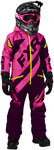 FXR CX Mono Kids One Piece Snow Suit