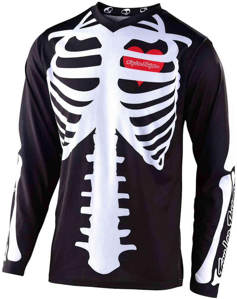 Troy Lee Designs GP Skully Youth Off-Road Motorcycle Jersey