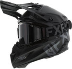 FXR Helium Cold Stop QRS Capacete snowmobile