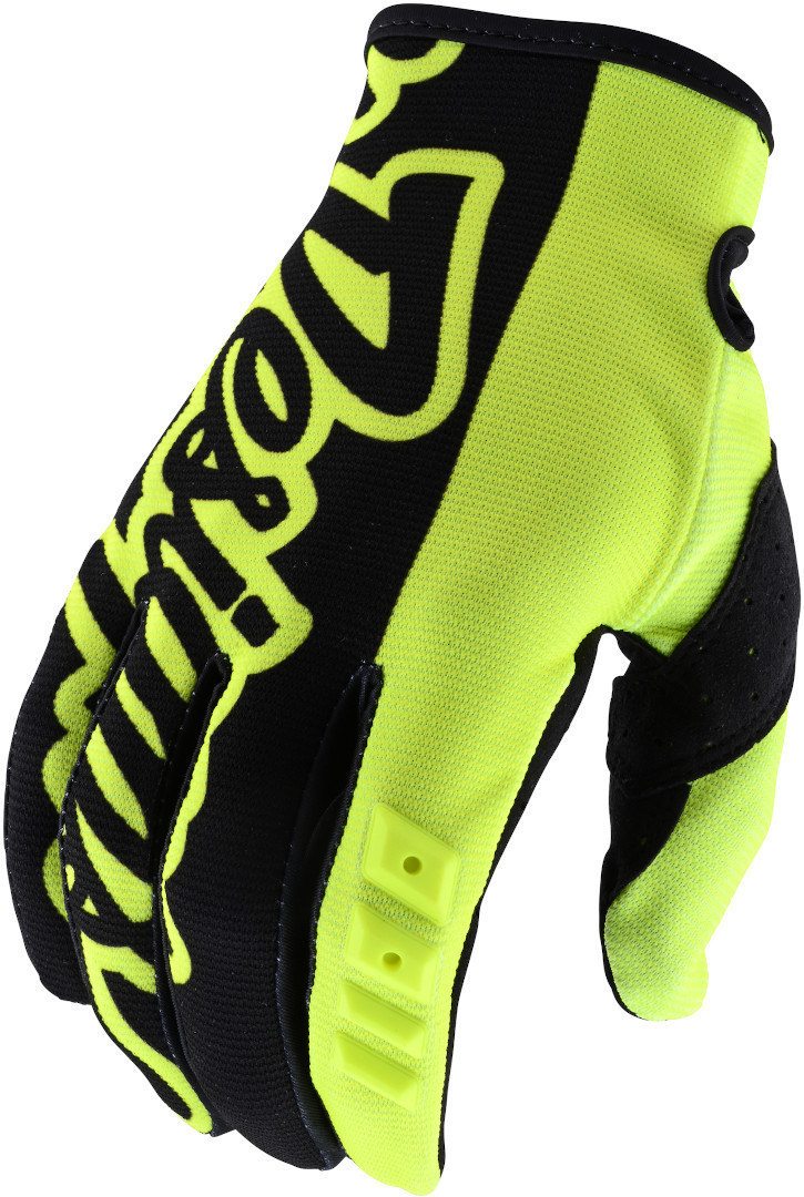 Troy Lee Designs GP Motocross Handschuhe, gul, størrelse XL