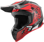 Bogotto V332 Rebelion Casque de motocross