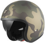 Bogotto V537 Camo Casque jet