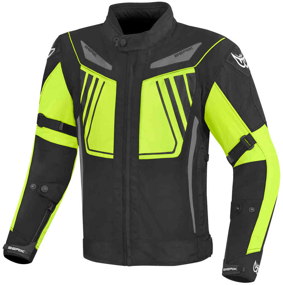 Berik Nardo Evo Waterproof Motorcycle Textile Jacket