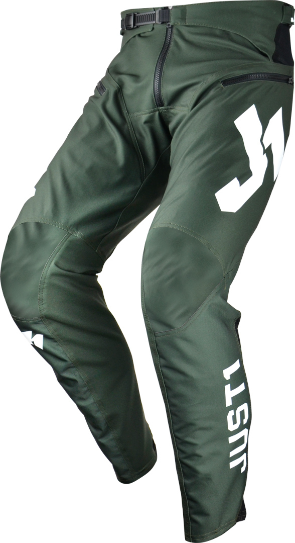 Just1 J-Flex Bicycle Pants, green, Size 28, green, Size 28