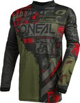 Oneal Element Ride Motocross Jersey
