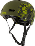Oneal Dirt Lid ZF Plant Bicycle Helmet