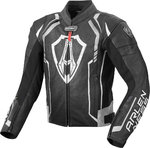 Arlen Ness Track Motorcycle Leather Jacket