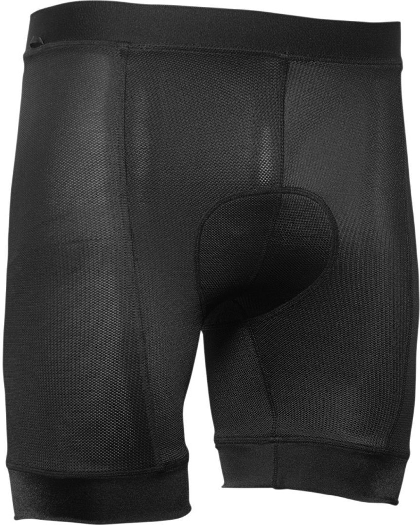Thor Assist Liner Bicycle Inner Shorts, black, Size 34, black, Size 34