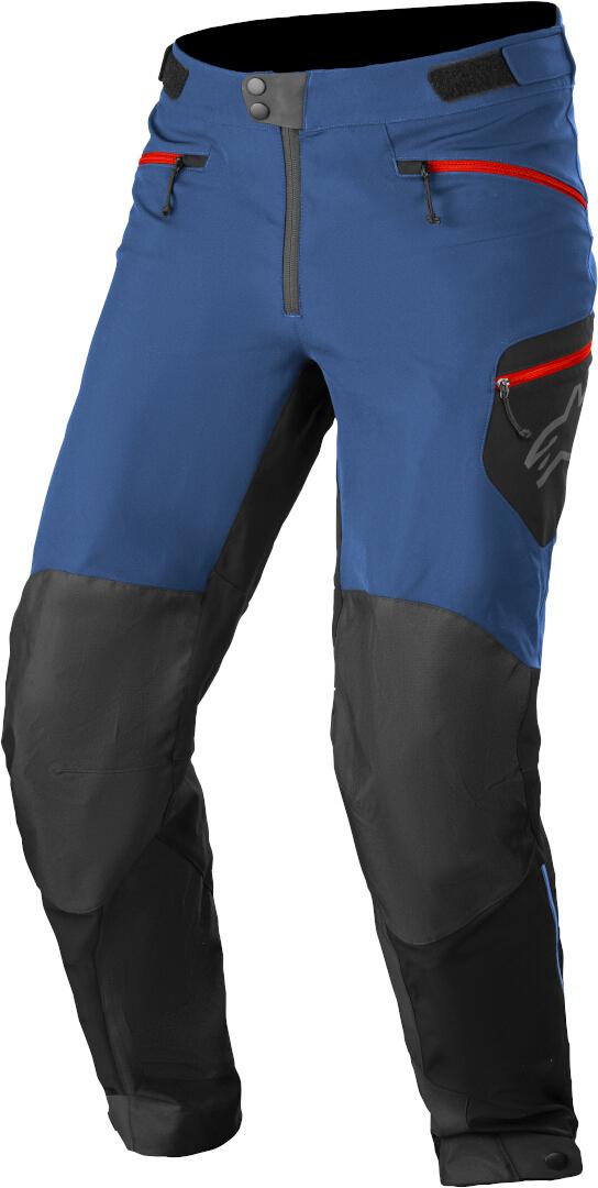 Alpinestars Alps Bicycle Pants, black-blue, Size 32, black-blue, Size 32