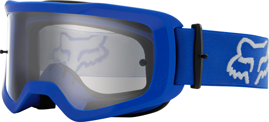 FOX Main Stray Motocross Brille, blau, blau