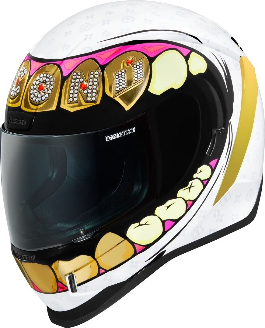 Icon Airform Grillz Helm 010113332