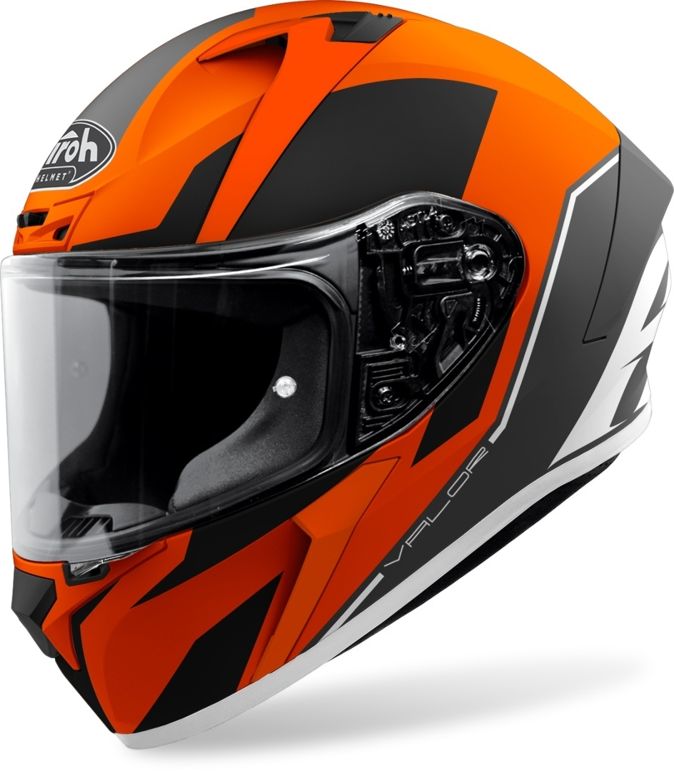 Airoh Valor Wings Helm, orange, Größe XL, orange, Größe XL