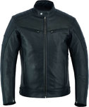Bores Bikestyle Motorcycle Leather Jacket