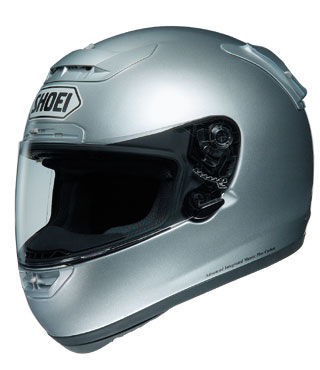 SHOEI X-Spirit Light Silver