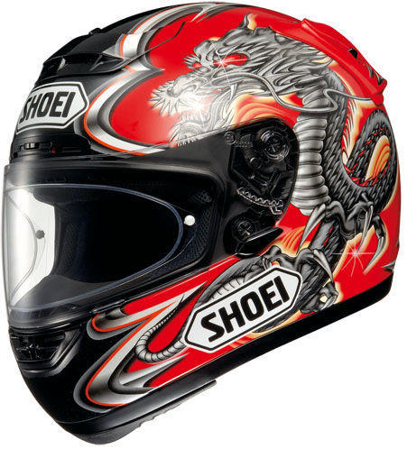 SHOEI X-Spirit Kiyonari TC-1