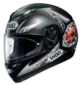 SHOEI Raid II Nucleus TC-1