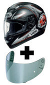 {PreviewImageFor} SHOEI Raid II Nucleus TC-1