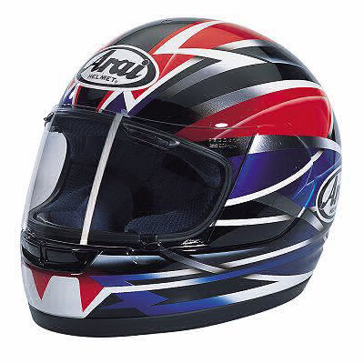 Arai Condor Wing Red/Blue