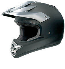 SHOEI V-Moto Black Matt