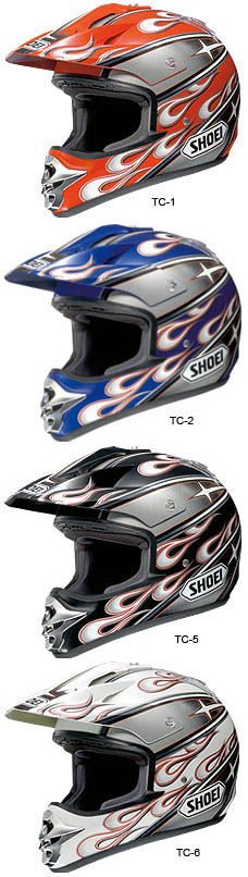SHOEI V-Moto Pulse