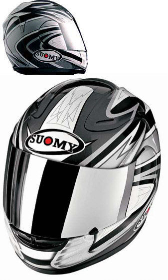 Suomy SPEC 1R Steve Martin Casque