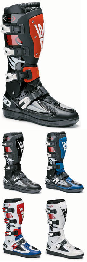 Sidi Flex Force SRS