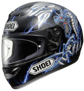 SHOEI Raid II Strife
