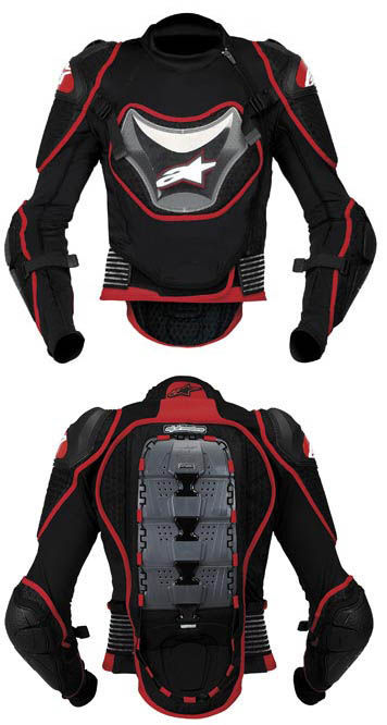 Alpinestars S-MX Bionic Protection Jacket