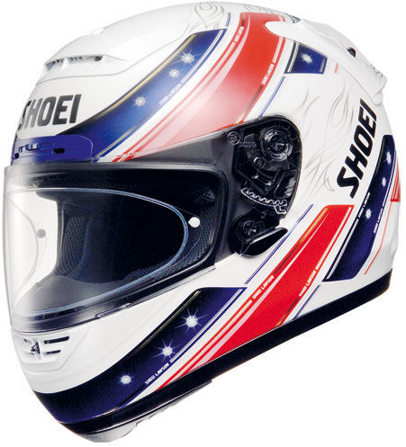 Shoei X-Spirit Lawson TC-1