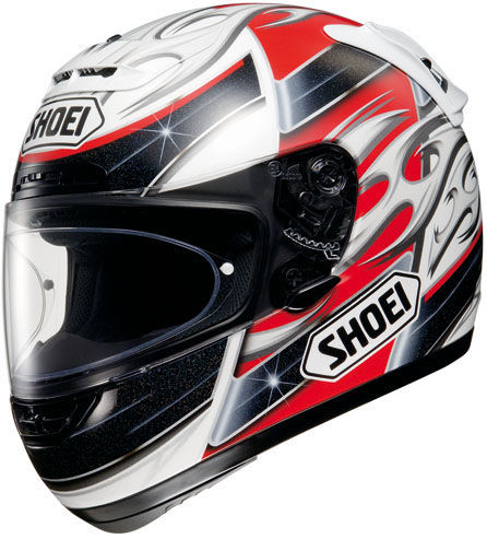 Shoei X-Spirit Rainey TC-1