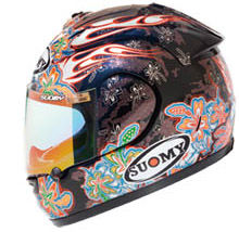 Suomy SPEC Extreme Flowers Preto