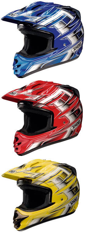 SHOEI VFX-DT Preston