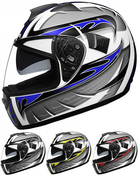 Schuberth S1 Flame Spirit