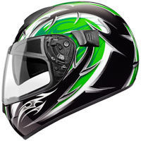 Schuberth R1 Fire casco
