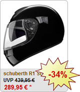 Schuberth R1 Casco Nero