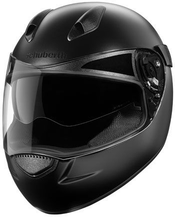 Schuberth R1 Casco nero opaco