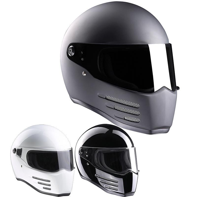 Bandit Fighter Motorcycle Helmet Motorhelm