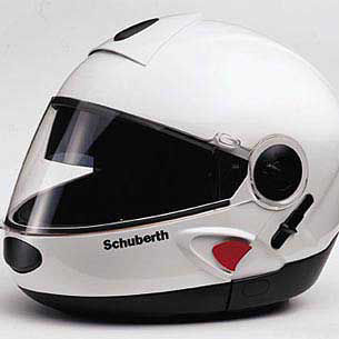 Schuberth Concept White